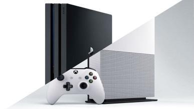 Dobra sprzedaż PS4 Pro w pierwszym tygodniu w UK pomaga Sony pobić Microsoft