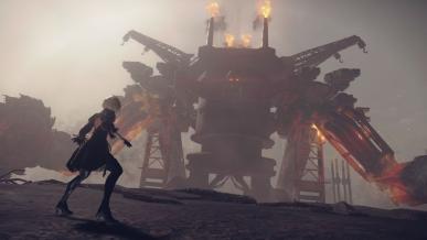 Dobrze zapowiadająca się Nier: Automata trafi na PC 10 dni po wersji PS4