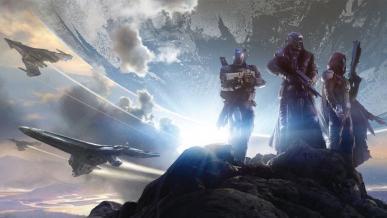 Dodatki PS4 do Destiny 2 za rok na PC / X1; 4K na Xbox One X niepewne