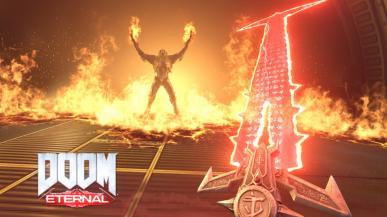 Doom Eternal jednak bez ray tracingu, przynajmniej na starcie