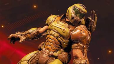 Doom Eternal już ze wsparciem dla ray tracingu i DLSS na PC, 120 kl./s na konsolach