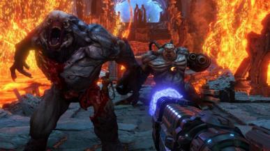 Doom Eternal zalicza spore opóźnienie. Premiera w gorącym okresie
