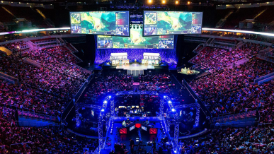 DOTA 2 The International - zawody przeniesione? W Szwecji e-sport to nie jest prawdziwy sport