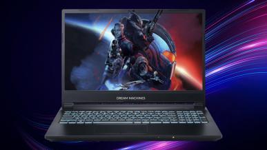 Dream Machines RG3050-15PL20 - test laptopa z GeForce RTX 3050. Ray tracing i DLSS dla oszczędnych