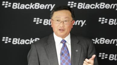 Dyrektor generalny BlackBerry pozostanie na stanowisku do 2023 roku