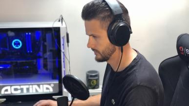E-sport performance coach Maciej Cypryjański nowym nabytkiem Actina