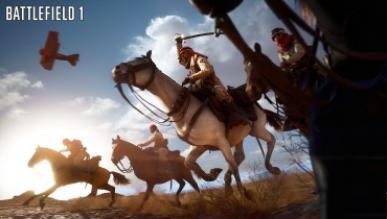 EA prezentuje nowy trailer Battlefield 1 i rozsyła kody na betę