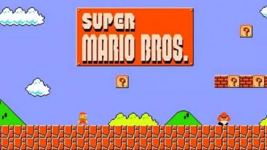 Egzemplarz Super Mario Bros. sprzedany za rekordową cenę