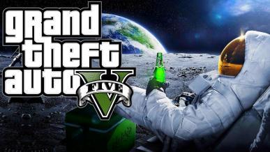 Eksploruj inne planety, walcz z kosmitami w Grand Theft Space