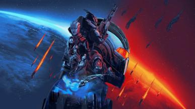 Mass Effect: Legendary Edition osiąga świetne wyniki. Sprzedaż zaskoczyła EA