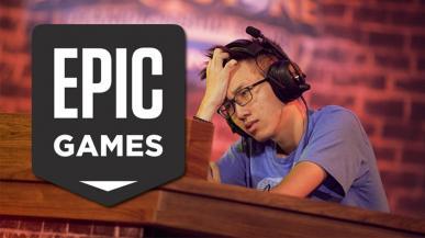 Epic Games odcina się od działań Blizzarda, choć sami są w rękach Chin