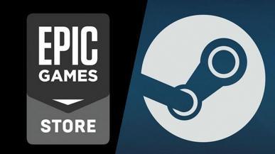Epic kontynuuje walkę i przejmuje kolejne tytuły ze Steam