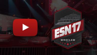 Esport Now - Skrót z imprezy ESN 2017