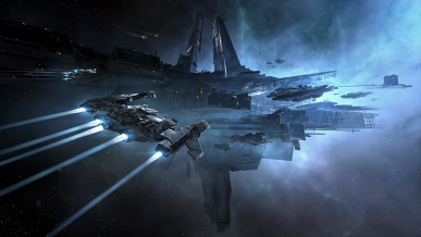 Eve Online - odblokowano większą zawartość gry w modelu free-to-play