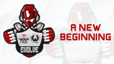 EVOLVE powraca na e-sportową scenę z nowym składem Counter Strike