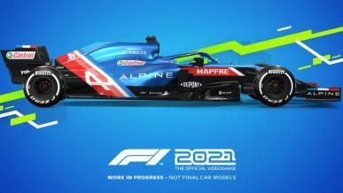F1 2021 zapowiedziane. Poznaliśmy datę premiery i nowości w serii