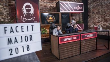 FACEIT Major: London 2018 - co przygotowali partnerzy polskiej transmisji?