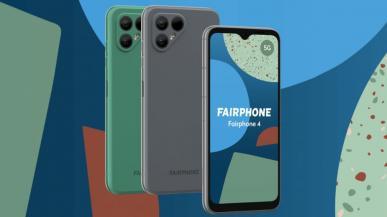 """Fairphone 4 - """"uczciwy"""" smartfon z modułową budową i 5-letnią gwarancją"""