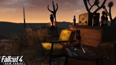 Fani przenoszą Fallout: New Vegas na silnik Fallout 4