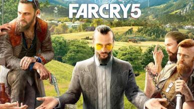 Far Cry 5 spiracone pomimo 4 warstw ochronnych (w tym Denuvo 5.0)
