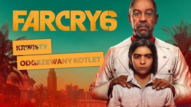 Far Cry 6 - recenzja. Jeszcze raz to samo, ale przynajmniej krajobrazy piękne