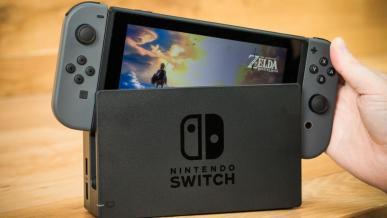 Fenomenalna sprzedaż Nintendo Switch na całym świecie w pierwszym miesiącu
