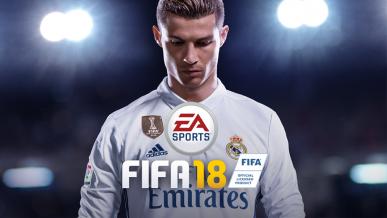 FIFA 18 – twarzą produkcji został Cristiano Ronaldo; pierwszy trailer