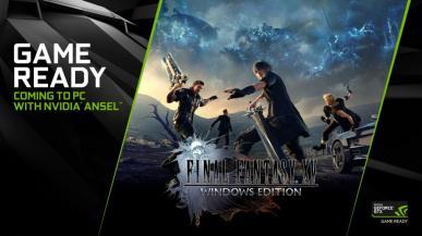 Final Fantasy XV jest pierwszą grą, która doczekała się wsparcia dla DLSS