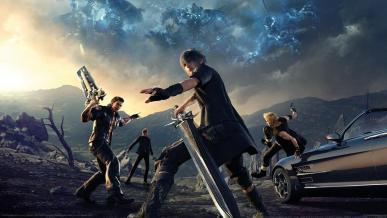 Final Fantasy XV spiracone na 4 dni przed premierą