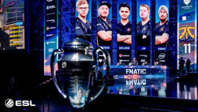 Fnatic triumfuje na Intel Extreme Masters 2018