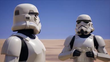 Fortnite. Skórka szturmowca z Gwiezdnych wojen dostępna w grze