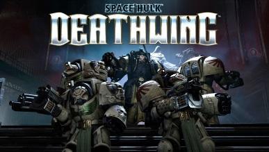 Futurystyczne giwery, horror i gotyk fantasy - 17 minut ze Space Hulk: Deathwing