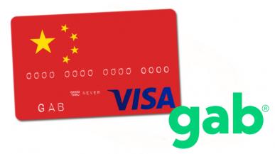 Gab - wolnościowa platforma zbanowana przez przeglądarki i Visę