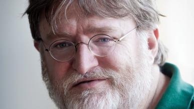 Gabe Newell odniósł się do rywalizacji Steam i Epic Games Store