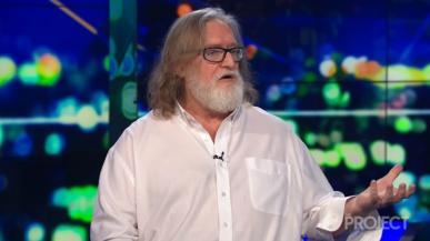 """Gabe Newell woli Xbox Series X od PlayStation 5, bo """"jest lepszy"""""""