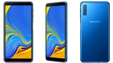 Galaxy A7 - pierwszy smartfon Samsunga z 3 aparatami oficjalnie pokazany