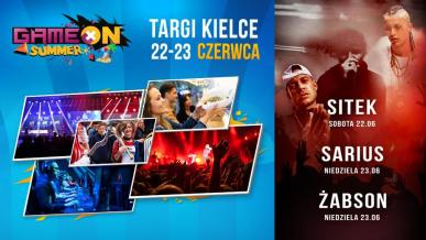 GameON Summer Festival - moc gamingowych atrakcji dla każdego