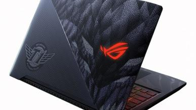 Gamingowy laptop Asusa stworzony z legendą e-sportu w League of Legends