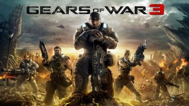 Gears of War 3 (X360) chodzi na Xbox One X w natywnym 4K