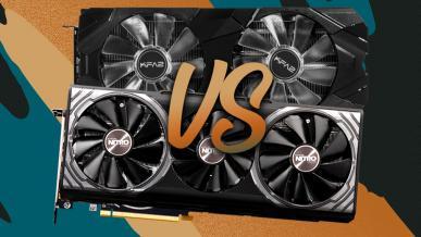 GeForce RTX 2070 vs Radeon RX Vega 64 - test po podkręceniu kart