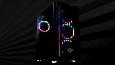 Genesis Irid 400 RGB - test obudowy
