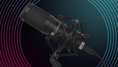 Genesis Radium 400 - test niedrogiego mikrofonu dla streamerów