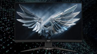 Gigabyte Aorus CV27F - test monitora Full HD VA 165 Hz z HDR i FreeSync 2