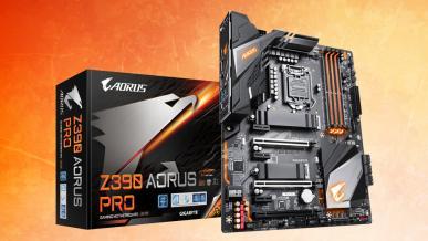 GIGABYTE Z390 AORUS PRO - test płyty głównej