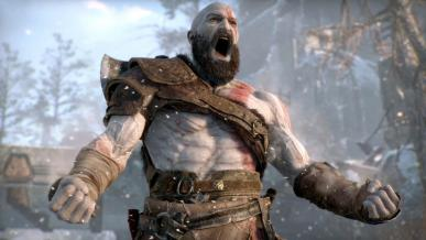 God of War na PlayStation 5 w 60 klatkach na sekundę