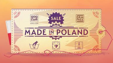 GOG - wyprzedaż Made in Poland z okazji 100-lecia niepodległości