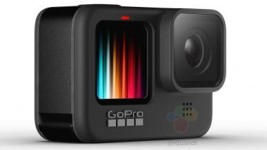 GoPro Hero 9 Black może otrzymać kolorowy przedni wyświetlacz dla vlogerów