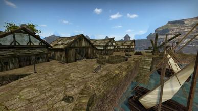 Gothic 2 w CS:GO, jeden z moderów przeniósł część Khorinis do świata strzelanki