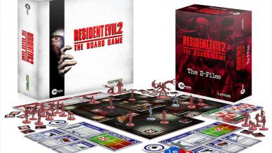 Gra planszowa w klimacie Resident Evil okazała się strzałem w dziesiątke