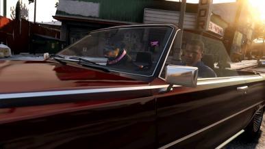 Gracz zamierza jeździć w GTA 5 do momentu premiery Grand Theft Auto 6